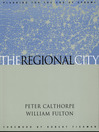 The Regional City (eBook)