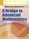 A Bridge to Advanced Mathematics (eBook)
