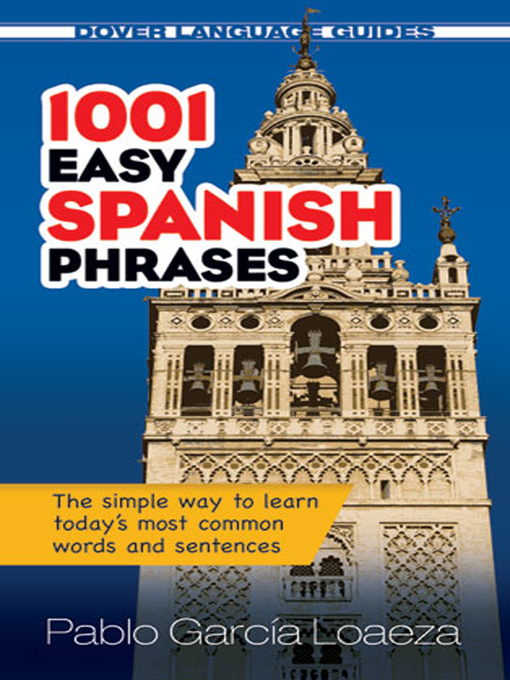 1001 Easy Spanish Phrases (eBook)