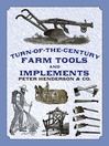 Turn-of-the-Century Farm Tools and Implements (eBook)