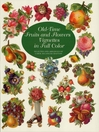 Old-Time Fruits and Flowers Vignettes in Full Color (eBook)