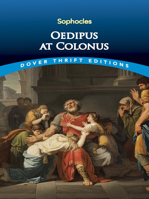 Oedipus at Colonus (eBook)