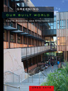 Greening Our Built World (eBook): Costs, Benefits, and Strategies