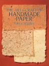 The Art & Craft of Handmade Paper (eBook)