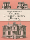 Victorian City and Country Houses (eBook): Plans and Details