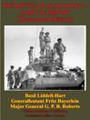 The Battle of Alam Halfa (eBook): A Battle Report