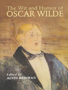 The Wit and Humor of Oscar Wilde (eBook)
