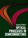Optical Processes in Semiconductors (eBook)