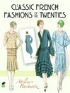 Classic French Fashions of the Twenties (eBook)