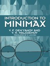Introduction to Minimax (eBook)