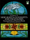 Sidelights, Fanlights and Transoms Stained Glass Pattern Book (eBook)