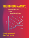 Thermodynamics (eBook): Foundations and Applications
