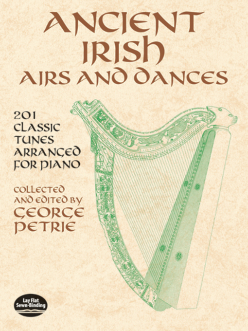 Ancient Irish Airs and Dances (eBook): 21 Classic Tunes Arranged for Piano