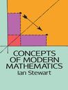 Concepts of Modern Mathematics (eBook)