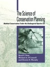 The Science of Conservation Planning (eBook): Habitat Conservation Under the Endangered Species Act