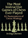 The Most Instructive Games of Chess Ever Played (eBook)