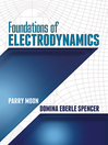 Foundations of Electrodynamics (eBook)