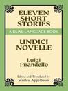 Eleven Short Stories (eBook): A Dual-Language Book