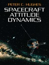 Spacecraft Attitude Dynamics (eBook)