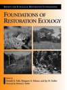 Foundations of Restoration Ecology (eBook)