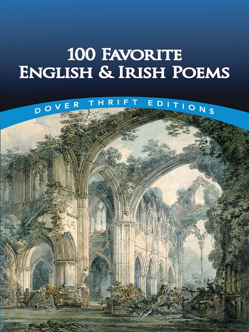 100 Favorite English and Irish Poems (eBook)