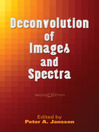Deconvolution of Images and Spectra (eBook)