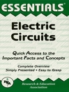 Electric Circuits Essentials (eBook)