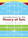 Introduction to the Theory of Sets (eBook)