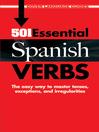 501 Essential Spanish Verbs (eBook)