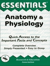 Anatomy and Physiology Essentials (eBook)