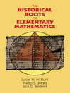 The Historical Roots of Elementary Mathematics (eBook)