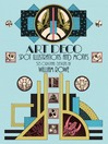 Art Deco Spot Illustrations and Motifs (eBook): 513 Original Designs