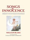 Songs of Innocence (eBook)