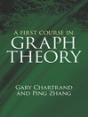 A First Course in Graph Theory (eBook)