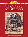 The Three Musketeers (eBook): In Easy-To-Read-Type