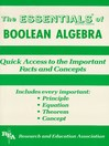Boolean Algebra Essentials (eBook)