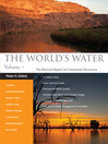 The World's Water Volume 7 (eBook): The Biennial Report on Freshwater Resources