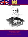 Recollections of a Peninsular Veteran (eBook)