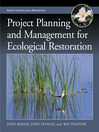 Project Planning and Management for Ecological Restoration (eBook)