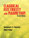 Classical Electricity and Magnetism (eBook)