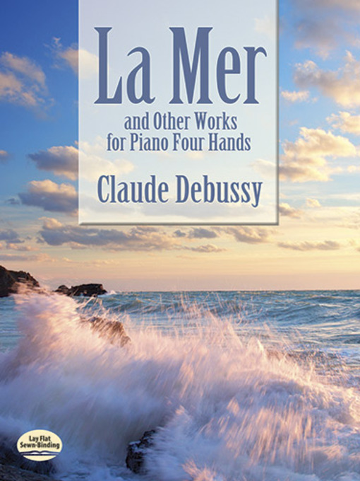 La Mer and Other Works for Piano Four Hands (eBook)
