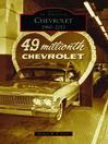 Chevrolet: 1960-2012 (eBook)