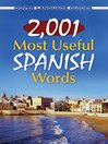2,001 Most Useful Spanish Words (eBook)