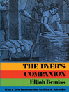 The Dyer's Companion (eBook)