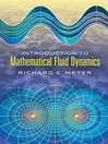 Introduction to Mathematical Fluid Dynamics (eBook)