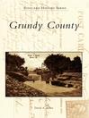 Grundy County (eBook)