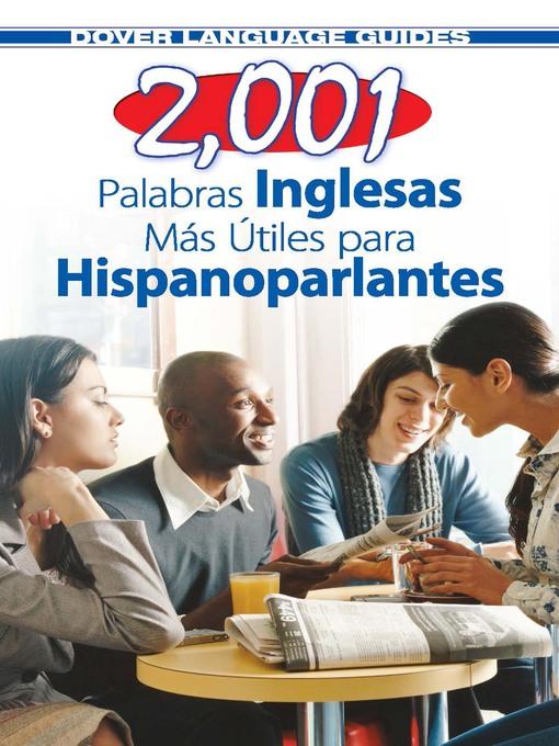 2,001 Palabras Inglesas Mas Utiles para Hispanoparlantes (eBook)