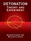 Detonation (eBook): Theory and Experiment