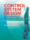 Control System Design (eBook): An Introduction to State-Space Methods