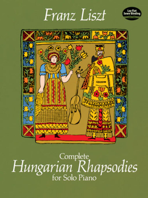 Complete Hungarian Rhapsodies for Solo Piano (eBook)